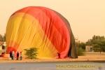 Passeio de Balão no Deserto de Dubai67