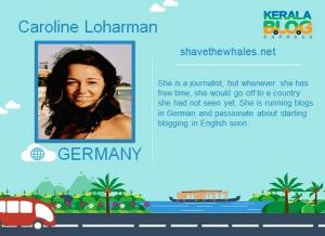 Germany - Caroline Loharman