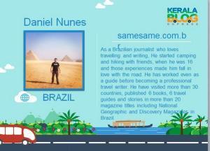Brazil - Daniel Nunes