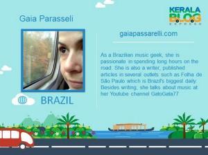 Brazil - Gaia Parasseli