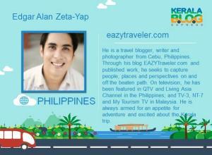 Filipinas - Edgar Zlan Zeta-Yap