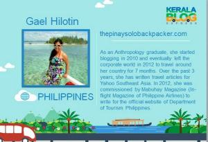 Filipinas - Gael Hilotin