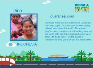 Indonesia - Dina