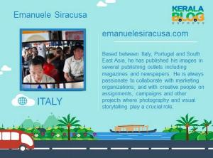 Italy - Emanuele Siracusa